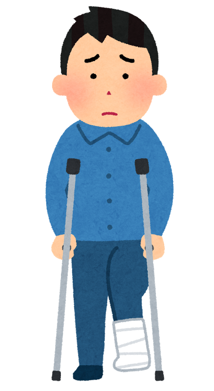 治療費の保障と症状固定